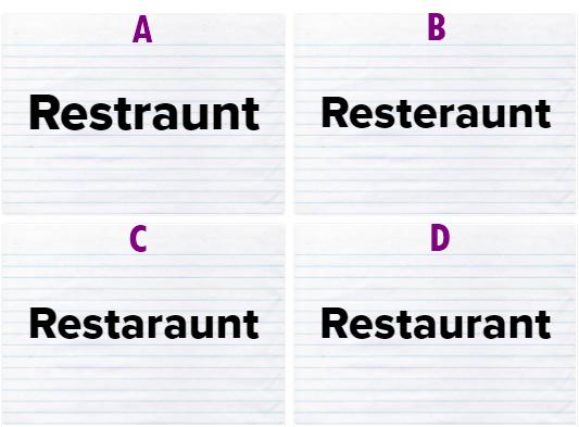 Đố bạn đánh vần 15 từ vựng tiếng Anh dễ sai nhất - 26