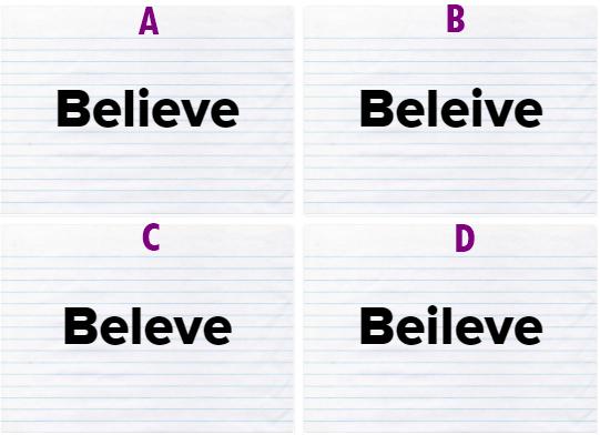 Đố bạn đánh vần 15 từ vựng tiếng Anh dễ sai nhất - 4