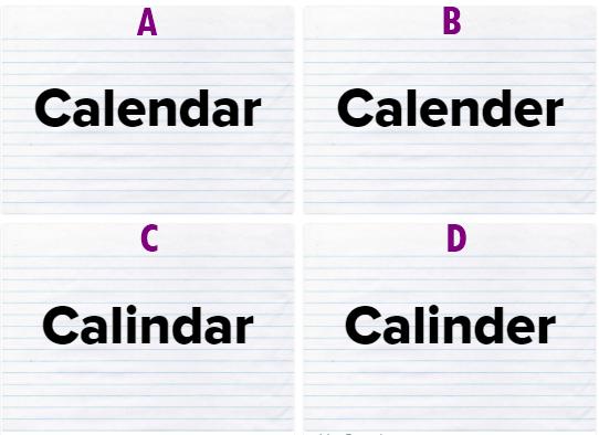 Đố bạn đánh vần 15 từ vựng tiếng Anh dễ sai nhất - 6