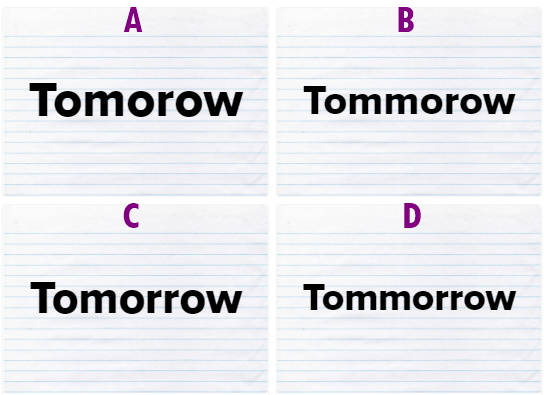 Đố bạn đánh vần 15 từ vựng tiếng Anh dễ sai nhất - 14
