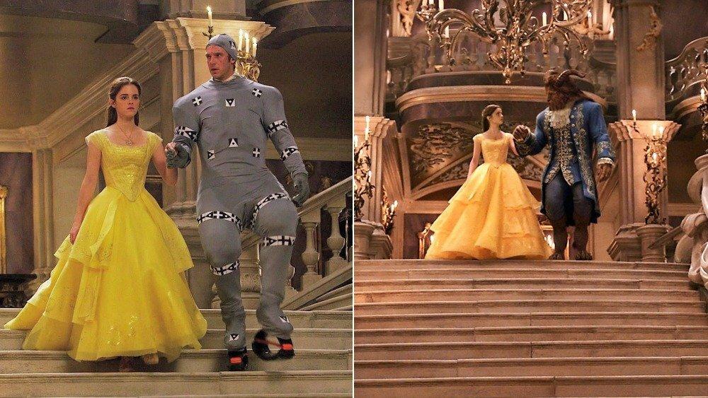 Phim Disney trông phèn thế nào nếu không có kỹ xảo - 4