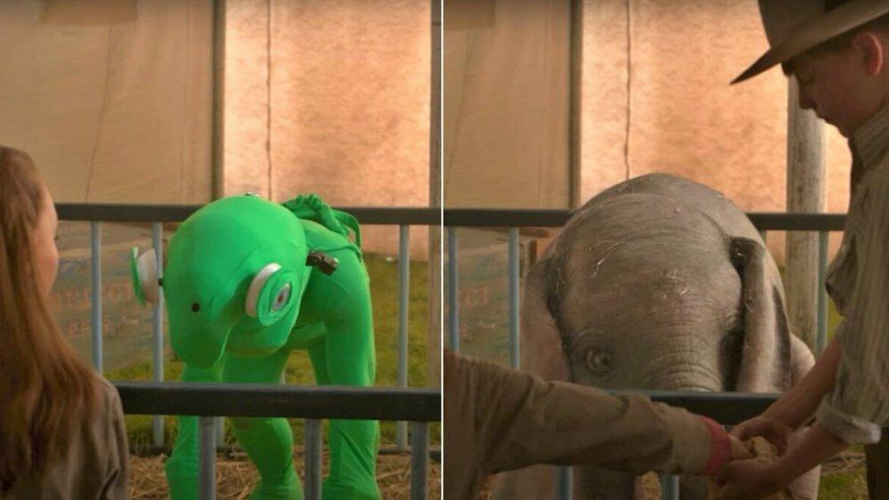 Phim Disney trông phèn thế nào nếu không có kỹ xảo - 10