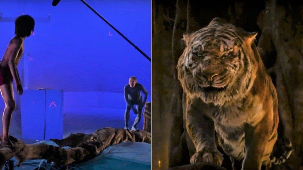 Phim Disney trông phèn thế nào nếu không có kỹ xảo - 2
