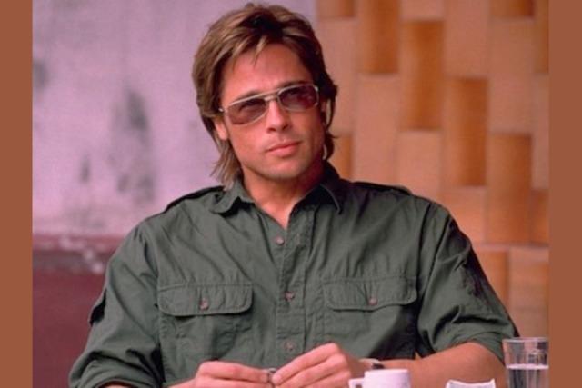 Thánh phim có nhận ra phim của tài tử Brad Pitt? - 1