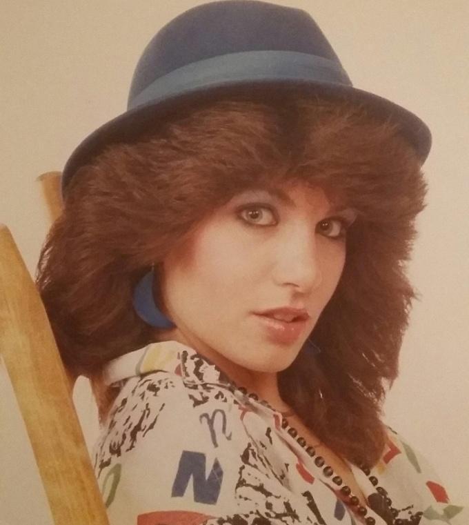 """<p class=""""Normal"""">""""Mẹ tôi, người mẫu trong thập niên 80"""".</p>"""