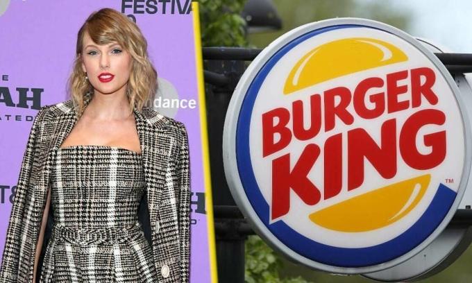 Burger King ''lên thớt'' vì dám chọc giận fan Taylor Swift