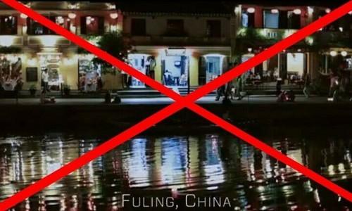 Hội An bị chú thích thành địa danh Trung Quốc trong phim Netflix