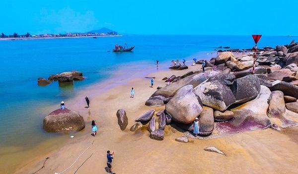 Dân mê du lịchcó biết 10 bãi biển của Việt Nam - 10