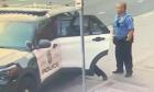 Video: George Floyd có thể bị đánh trong xe cảnh sát trước khi chết