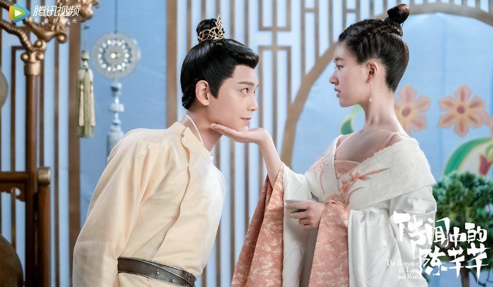 Cặp đôi diễn viên Trần Thiên Thiên trong lời đồn gây chú ý.
