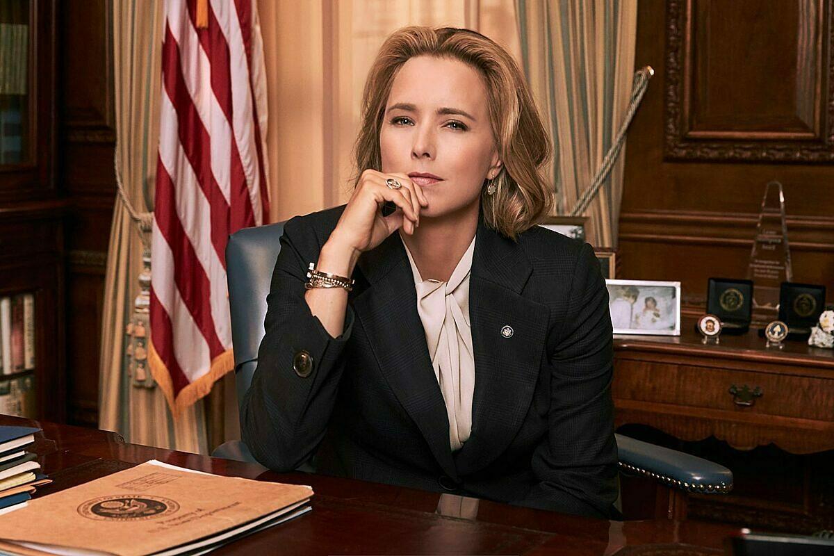 Nhân vật chính trong phim Madam Secretary.