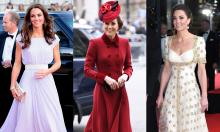Công nương Kate: 17 khoảnh khắc đẹp nhất