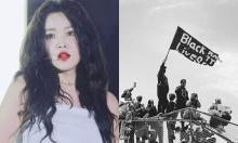 Yeri (Red Velvet) bị chỉ trích vì ủng hộ người da màu