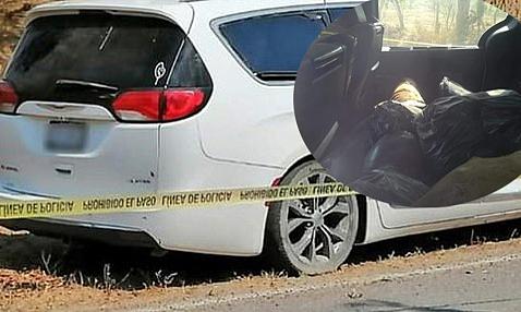 Thi thể 7 cảnh sát bị nhét trong xe ở Mexico