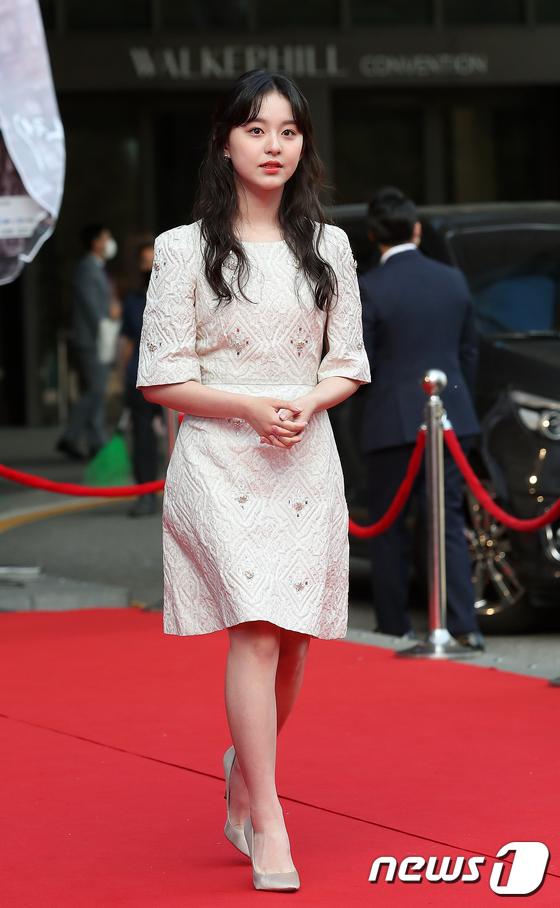 Ngôi sao mới nổiPark Ji Hoo.
