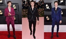 Loạt vest lịch lãm của 'chic boy' Shawn Mendes