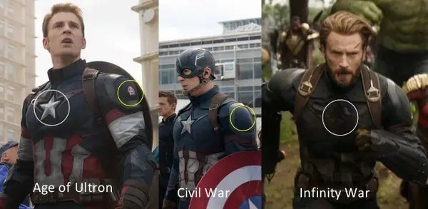 15 lần Marvel khiến fan trầm trồ vì tỉ mỉ đến từng chi tiết - 25