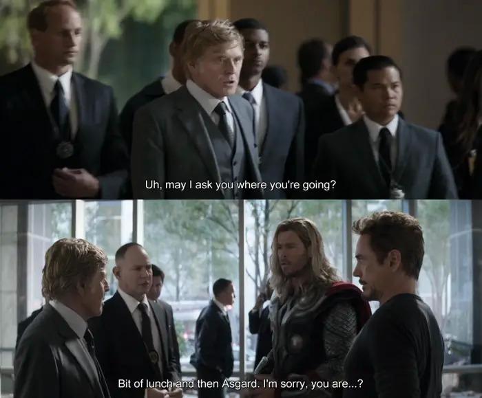 15 lần Marvel khiến fan trầm trồ vì tỉ mỉ đến từng chi tiết - 1