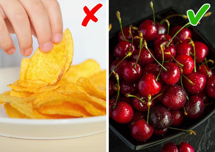 Mẹo kiểm soát cơn thèm ăn và giảm cân hiệu quả - 1