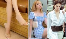 Đôi giày 'hack chân' đỉnh nhất sao Việt nào cũng có một đôi