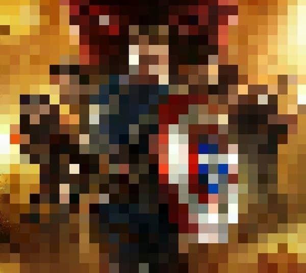 Fan cứng Marvel mưới đoán được 7phim này qua poster