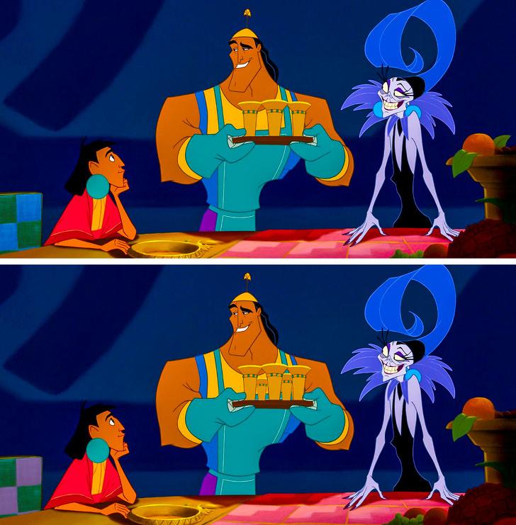 Mắt tinh mới vượt qua 7 thử thách phim Disney (2) - 7