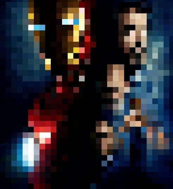 Fan cứng Marvel mưới đoán được 7phim này qua poster - 4