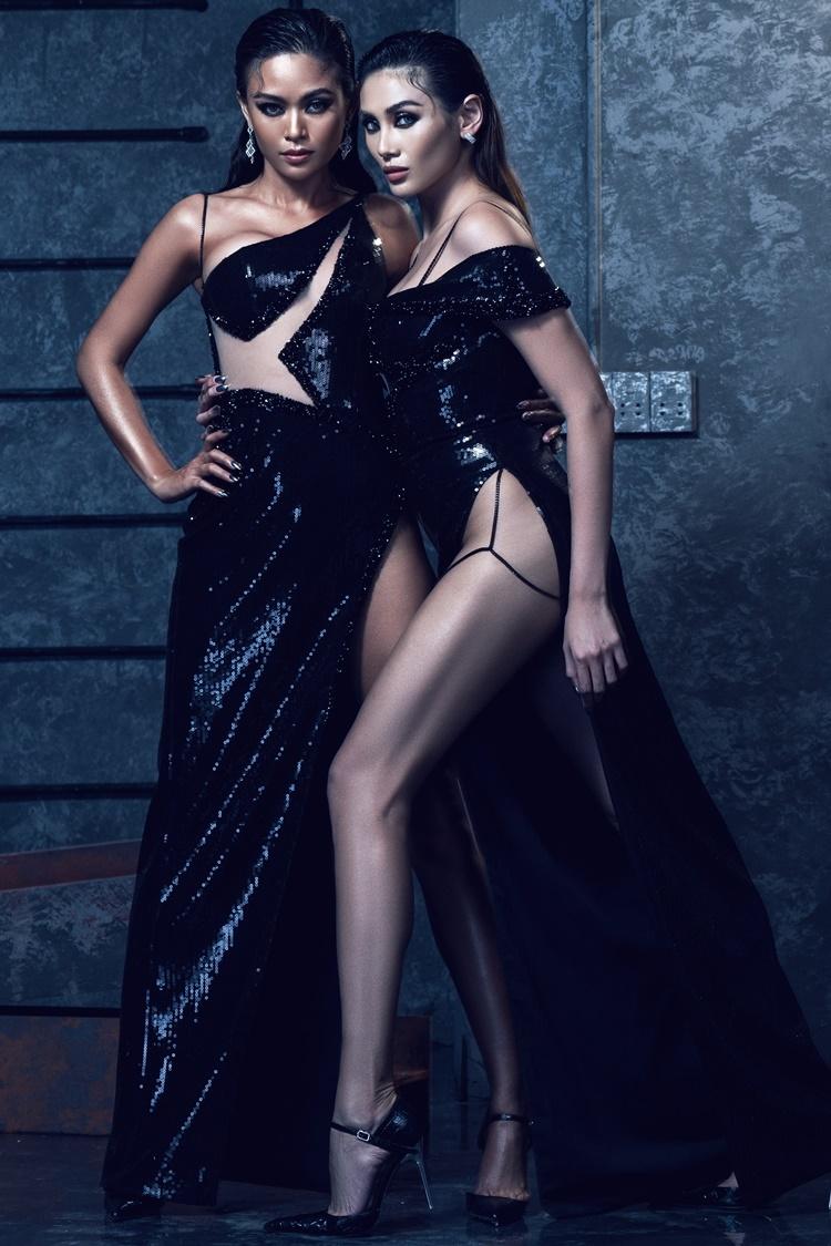 Mâu Thủy từng đoạt danh hiệu Quán quân Vietnams Next Top Model,á hậu Hoa hậu Hoàn vũ Việt Nam 2017 nên tự ti có đủ kinh nghiệm để truyền đạt cho thí sinh. Trong khi đó, Võ Hoàng Yến từng có kinh nghiệm dẫn dắt nhiều chương trình về người mẫu như Siêu mẫu Việt Nam, Vietnams Next Top Model, The Face...
