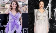 13 khoảnh khắc tựa nữ thần của Angelina Jolie