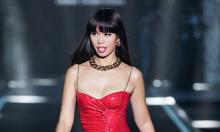 Hà Anh nhận cát-xê 4.000 bảng Anh lần đầu làm mẫu