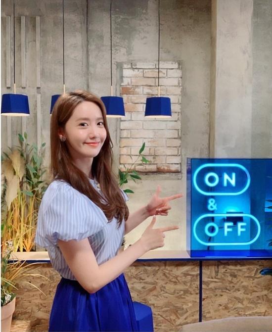 Yoona giới thiệu show thực tế mới ON&OFF.