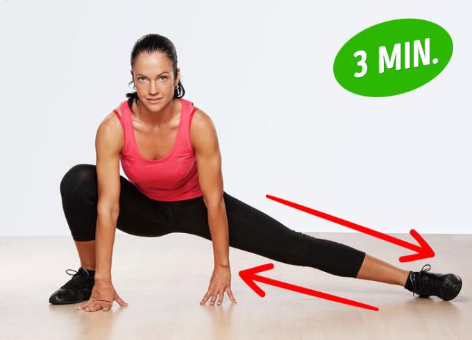 17 phút tập luyện để có đôi chân thẳng tắp - 3