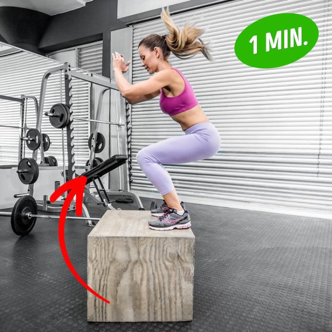 17 phút tập luyện để có đôi chân thẳng tắp - 5
