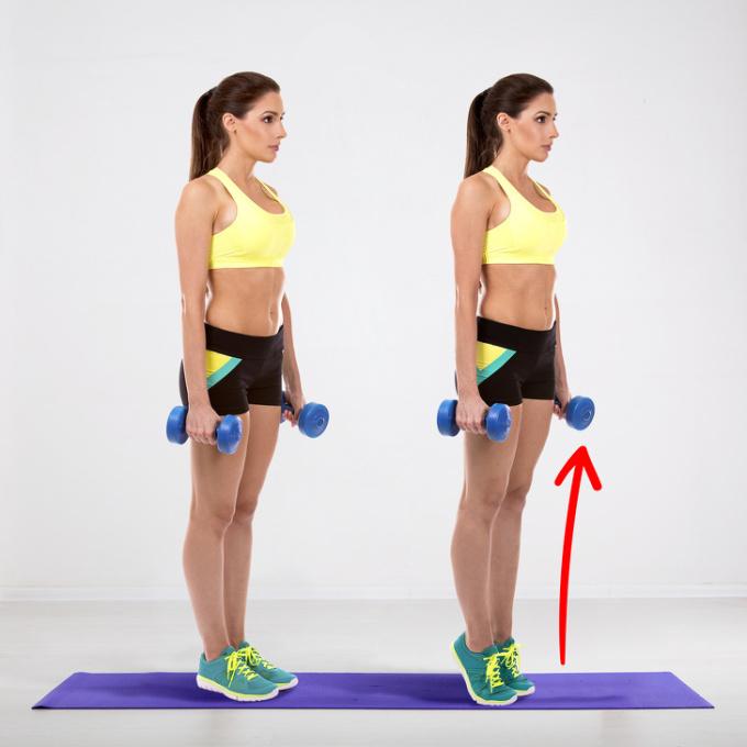 17 phút tập luyện để có đôi chân thẳng tắp - 9