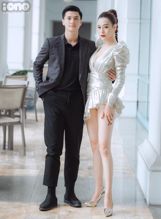 <p>Sau <em>Chạy trốn thanh xuân</em>, Huỳnh Anh vào vai em trai của Phương Oanh trong phim.</p>