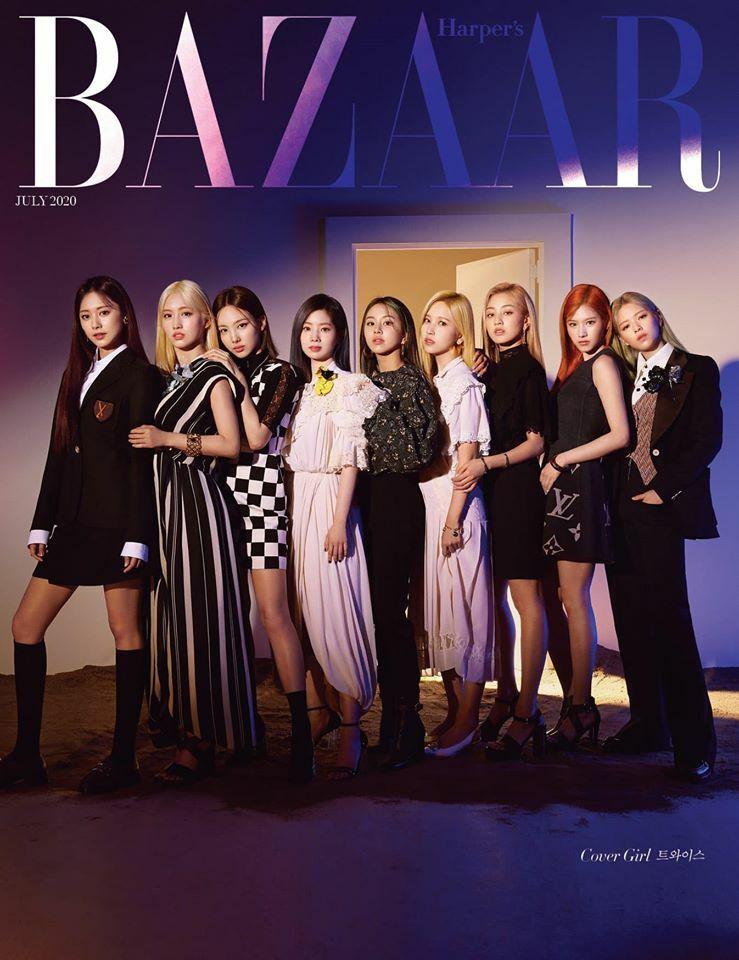 Sau giọng hát, Twice lại bị chê là thảm họa chụp tạp chí