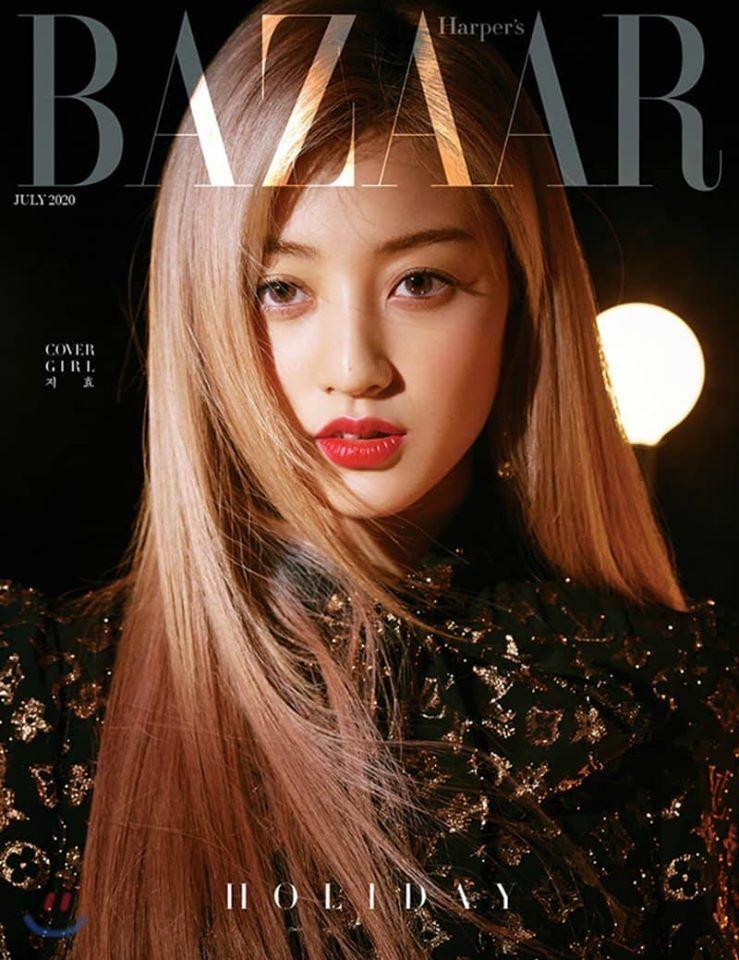 Sau giọng hát, Twice lại bị chê là thảm họa chụp tạp chí - 14