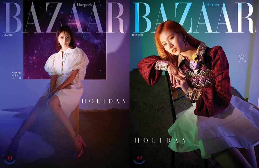 Sau giọng hát, Twice lại bị chê là thảm họa chụp tạp chí - 2