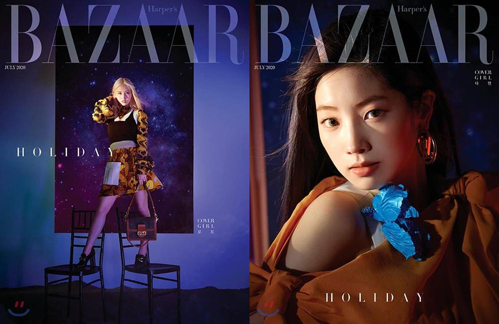 Sau giọng hát, Twice lại bị chê là thảm họa chụp tạp chí - 4