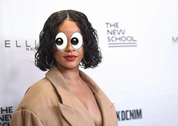 Mắt của Ariana Grandecó màu gì?