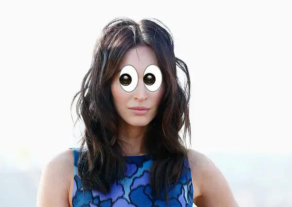 Mắt của Ariana Grandecó màu gì? - 10