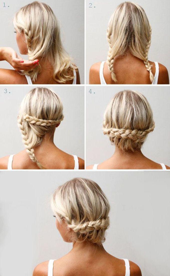 <p><strong>10: Kiểu tóc tết sang trọng đi dự tiệc</strong></p>