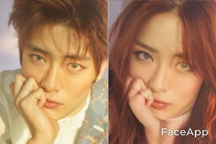 Bức ảnh chuyển mặt của Jae Hyun (NCT 127) đang gây sốt vì quá xinh đẹp, hoàn toàn có thể debut là thành viên girlgroup.