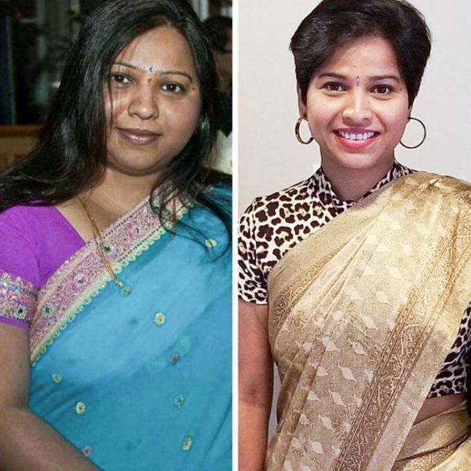 """<p>Giảm cân là cả một quá trình và với cô gái này là suốt 4 năm. """"Tôi giảm cân không chỉ vì đẹp, mà còn để có một sức khỏe dẻo dai"""".</p>"""
