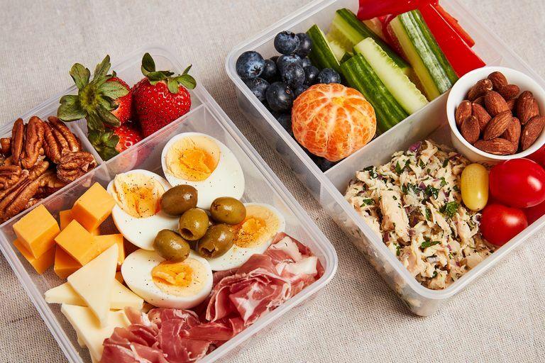 Những món ăn tốt cho người chạy bộ. Ảnh: Trevor Raab.