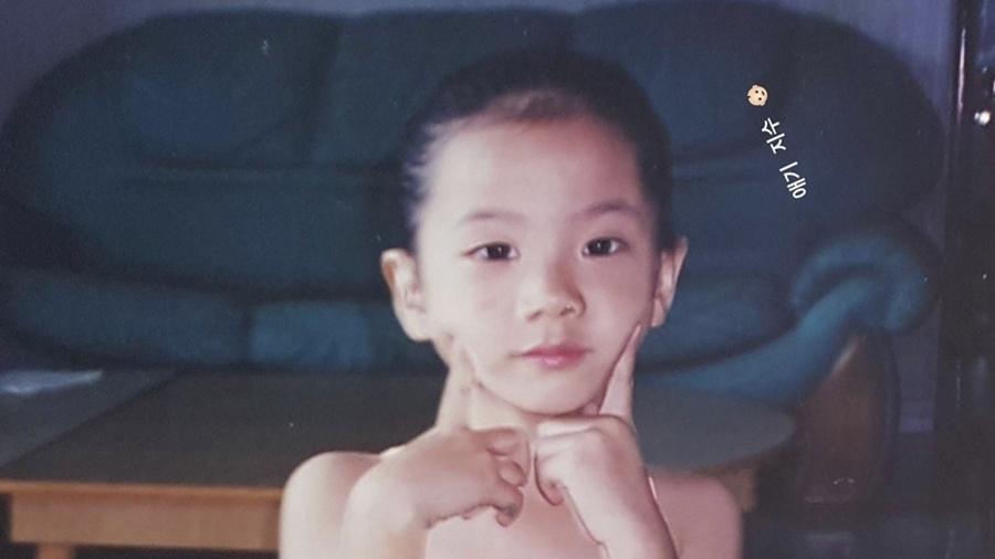 Ji Soo: Ngày bé thường thường, càng lớn càng trổ sắc - 2