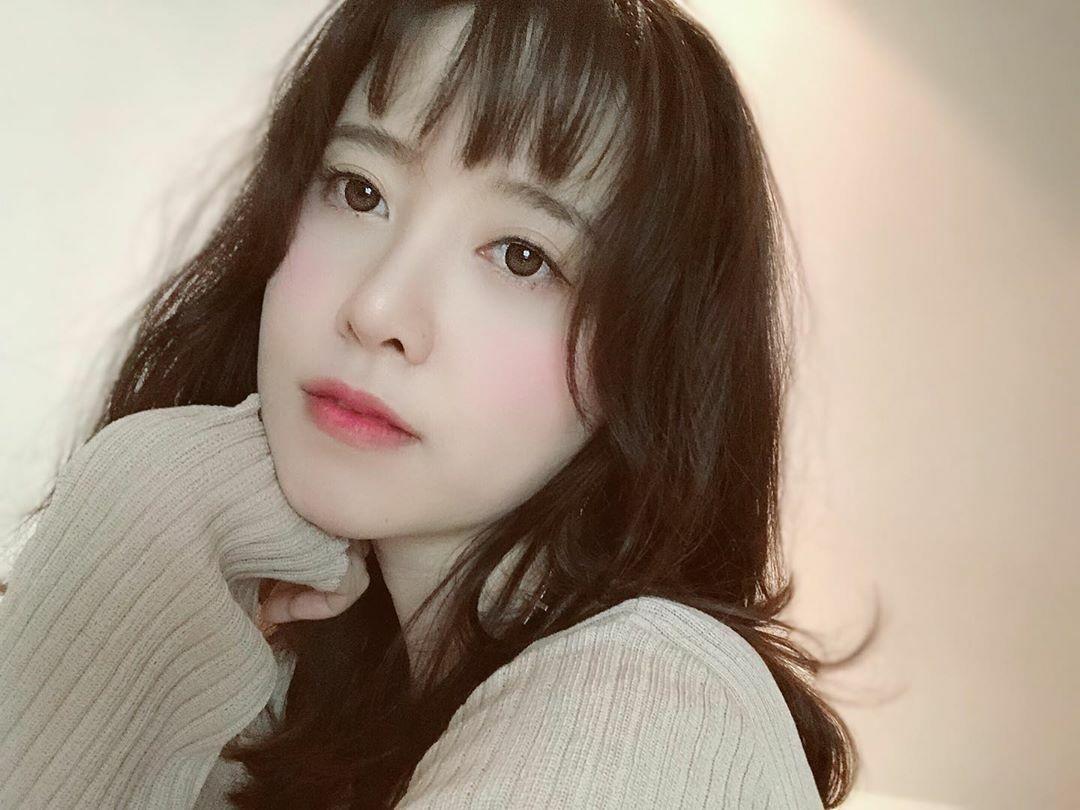 Goo Hye Sun khoe nhan sắc ngày càng tươi tr sau khi giảm xuống còn 46,7 kg.