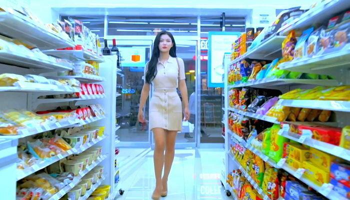 Màn lột xác thành gái hư của ngọc nữ Kim Yoo Jung trong Backstreet Rookie - 6