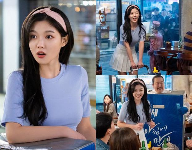 Màn lột xác thành gái hư của ngọc nữ Kim Yoo Jung trong Backstreet Rookie - 8
