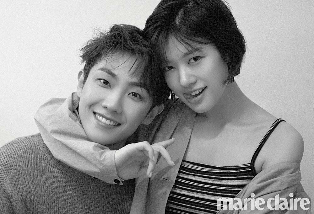 Lee Joon (sinh năm 1988) và Jung So Min (sinh năm 1989) được khán giả ủng hộ và tác thành nhiệt tình.